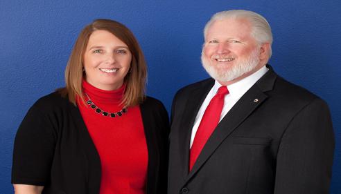 Larry Novak - <pre>Sara and Larry are the foundation of the Novak Agency, December 2015.</pre>