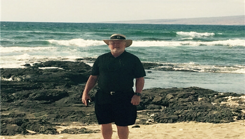 Larry Novak - <pre>Larry in Hawaii, President&rsquo;s Council 2015.</pre>