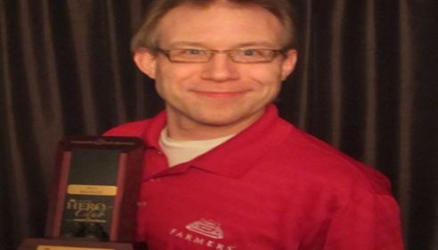 Lyle Radloff - <pre>Radloff Farmers® Agency a proud recipient of the March of Dimes Hero Club Award!</pre>
