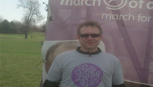 Lyle Radloff - <pre>March For Babies 2014! We raised over $700 for the March of Dimes.</pre>