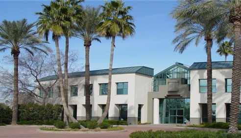 Lucy Webb - <pre>Our Office Building</pre>