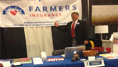 Mark Adkins - <pre>Business and Technology EXPO 2014</pre>