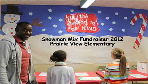 Michael Blau - <pre>Prairie View Elementary School&rsquo;s Annual Snowman Mix</pre>