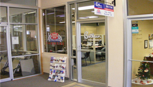 Martie Bothun - <pre>Our office in Brookings, SD</pre>