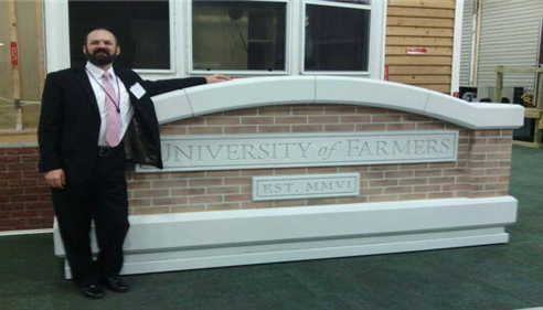 Mathew Erickson - <pre>Went to the University of Farmers® so I can be the best agent for you!</pre>