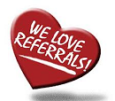 We love your referrals!!