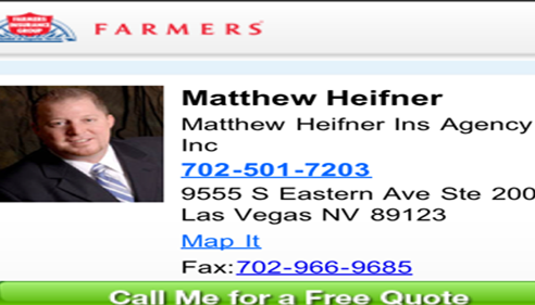 Matthew Heifner - <pre>Helping in 89123, 89183, 89052, 89044, 89014, 89002 Las Vegas and Henderson</pre>