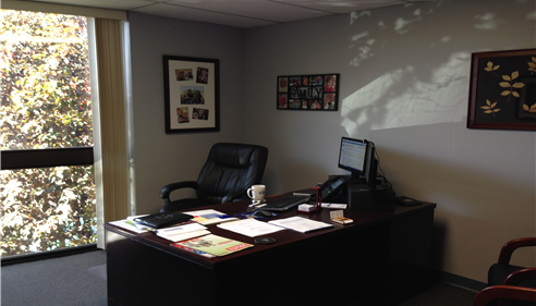 Mike Schmisek - <pre>Mike&rsquo;s Office</pre>