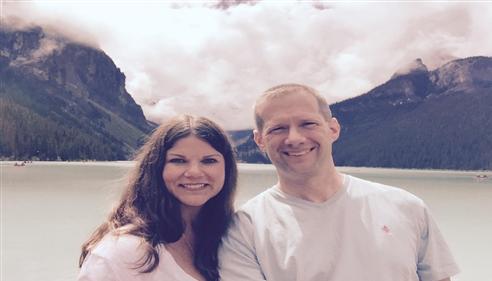 Matthew Smith - <pre>Matt on vacation in Banff</pre>