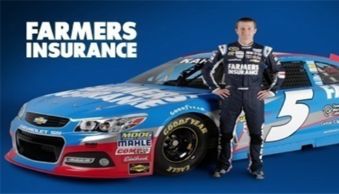 Marc Sollee - <pre>We are the proud sponsor of the #5 car driven by NASCAR driver Kasey Kahne</pre>