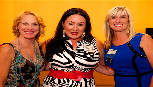 Melissa Watanabe - <pre>Melissa was a proud participant at the &quot;Style in the City&quot; Fashion Show & Fundraiser in Huntington Beach in July 2014.   The ABWA Wavecresters raised over $1,500 and distributed 3 educational scholarships to local women in need.   (Agent Melissa Watanabe in center, Kitty Barlow of Barlow Tax & Accounting on the Left and Georgette Sleeth, owner of The Girl Cave on the right.)</pre>