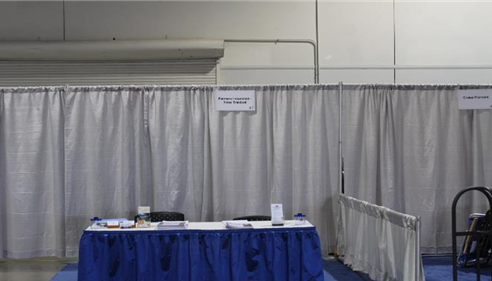 Peter Trimboli - <pre>Our booth at the Realtor Expo April 8 and 9, 2016.</pre>