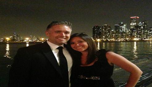 Patrick Wertzberger - <pre>My wife, Jennifer, and I at Farmers® Championship 2013</pre>