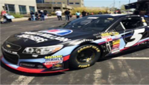 Patrick Wertzberger - <pre>The Farmers® Insurance NASCAR</pre>