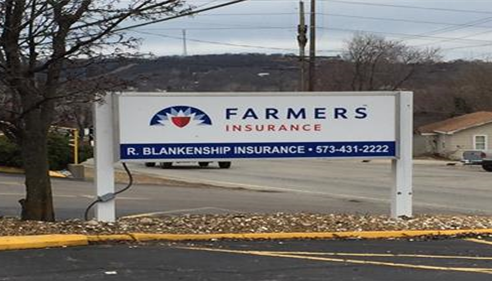 Ryan Blankenship - Farmers Insurance Agent in Park Hills MO