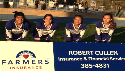 Robert Cullen - <pre>We are a proud Official Sponsor of King City High School Sports!</pre>