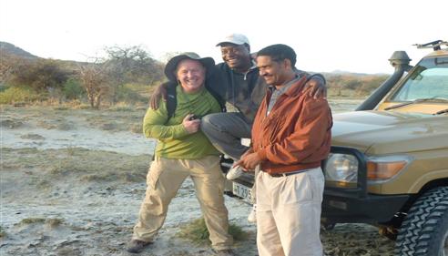 Roger Heighton - <pre>On safari in Tanzania 2104</pre>