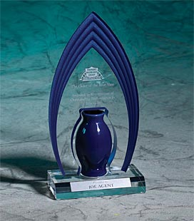 Blue Vase Award Recipient