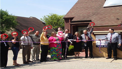 Ronald Hyre - <pre>Grand Opening of my new office in Cuy Falls. May 17, 2013. Thank you all!</pre>