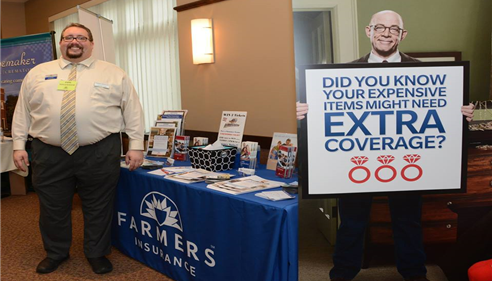 Ronald Hyre - <pre>2014 Cuyahoga Falls Chamber of Commerce Community Expo</pre>