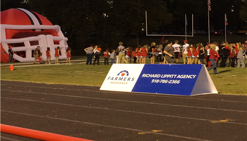 Richard Lippitt - <pre>Proud sponsor of Grove High School Sports!</pre>