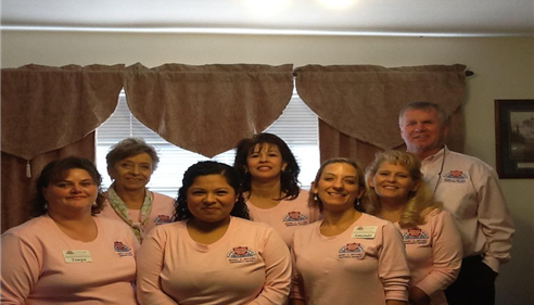 Russell Mitchell - <pre>Supporting Breast Cancer Awareness Month</pre>
