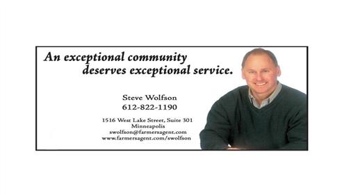 Steven Wolfson - <pre>Steven Wolfson Agency</pre>