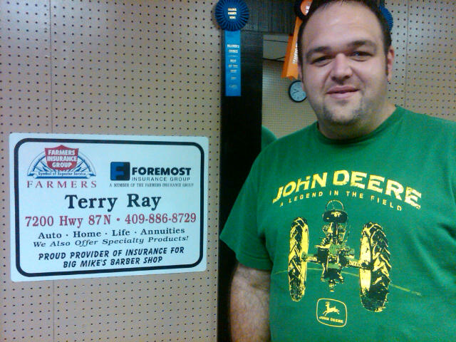 Terry Ray -
