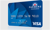 The New Farmers<sup>&reg;</sup> Rewards Visa<sup>&reg;</sup> Cards<sup>5</sup>